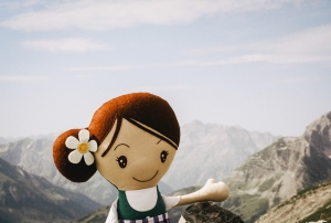 kleine Bergtour