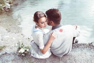 Heiraten am Eibsee...
