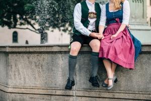 Coupleshooting im München...